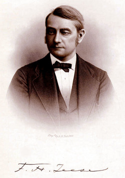 Frederick Halstead Teese