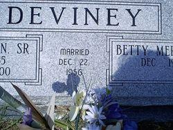 Betty Merie <I>Boren</I> Deviney
