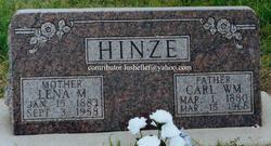 Carl William Hinze