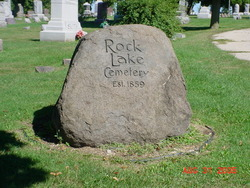 Rock Lake Cemetery