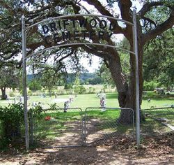 Driftwood Cemetery