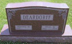 Nyal Mahlon Deardorff