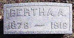 Bertha A. Barnet