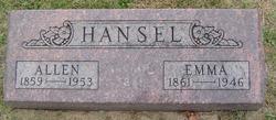 Allen M Hansel