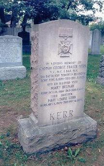 CPT George Fraser Kerr