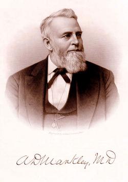 Dr Arthur D Markley