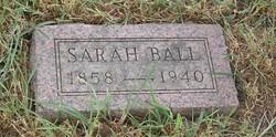Sarah L. Ball