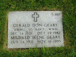 Mildred Irene Geary