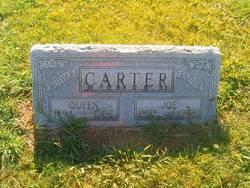 Queen <I>Guthrie</I> Carter