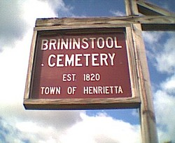 Brininstool Cemetery