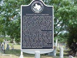 Pleasanton City Cemetery