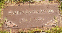 Warren Calvin Heyer