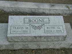 Ruth <I>Quayle</I> Boone