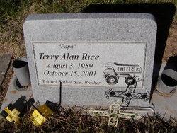 Terry Alan Rice