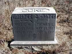 Thomas Luther Cone