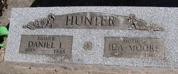 Ida <I>Moore</I> Hunter