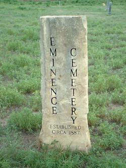 Eminence Cemetery