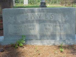Tennie <I>Sessions</I> James