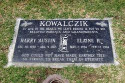 Elaine H <I>Allen</I> Kowalczik