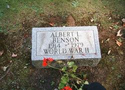 Albert L Benson