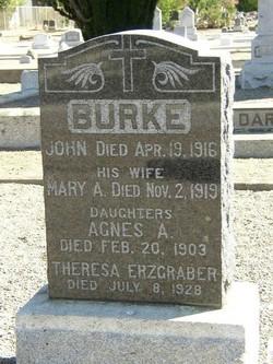 Agnes A. Burke
