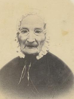 """Elizabeth """"Betsey"""" Wormood"""