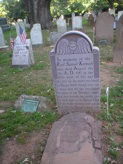 Rev Samuel Kennedy