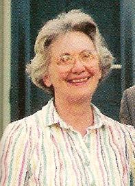 """Natalie Ann """"Nan"""" <I>Cornell</I> Rehnquist"""