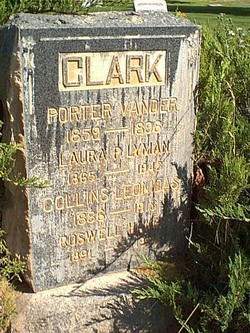 Porter Vander Clark