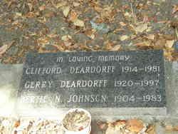 Clifford Deardorff