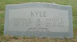 Forrest Leland Kyle