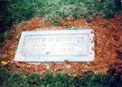Caleb Henderson Bennett