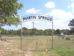 Martin Springs Cemetery