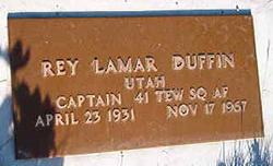Capt Rey Lamar Duffin