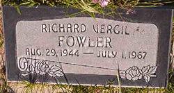 Richard Vergil Fowler