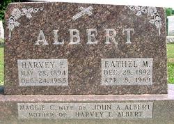 Harvey Franklin Albert, Sr