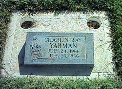 Charlin Ray <I>Treadwell</I> Yarman