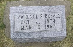 Lawrence S Reeves