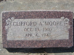 Clifford A Moore