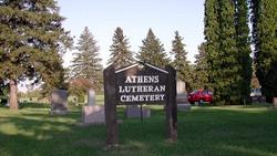 Athens Lutheran Cemetery