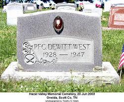 Dewitt West