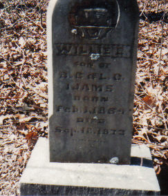 "William B. ""Willie"" Ijams"