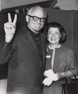 """Margaret """"Peggy"""" <I>Johnson</I> Goldwater"""