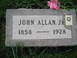 John Allan, Jr