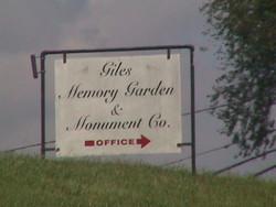 Giles Memory Garden