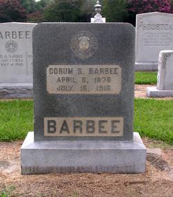 Corum S Barbee