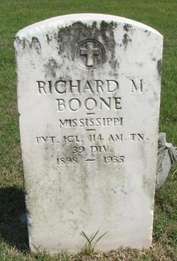 Richard M. Boone