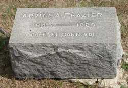 Arvine A. Frazier
