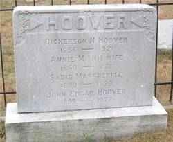 Annie Marie <I>Scheitlin</I> Hoover