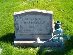 Susan Eilene <I>Tolman</I> Bradshaw